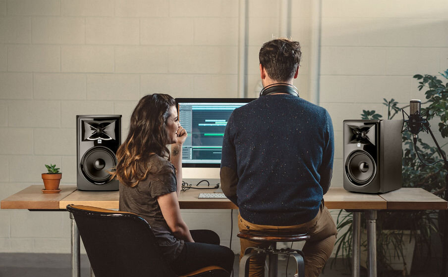 JBL 305P MkII Review | Entry-Level Monitors