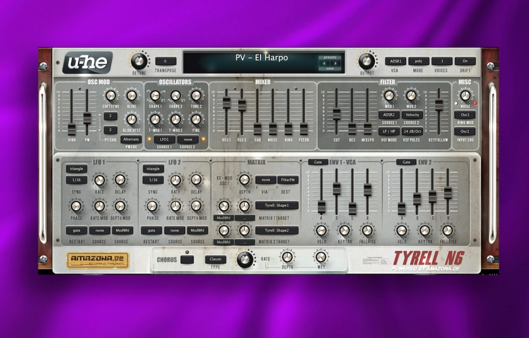 Tyrell N6- The Best Free Synth?