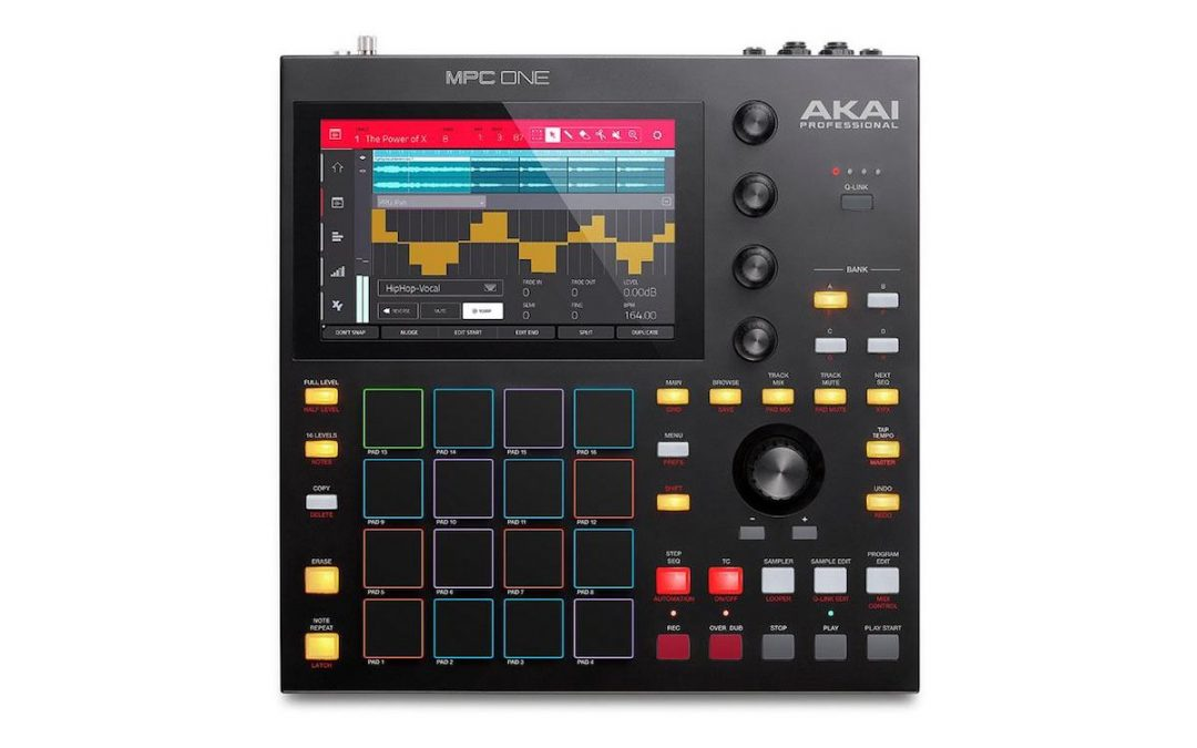 Akai Professional MPC One Review