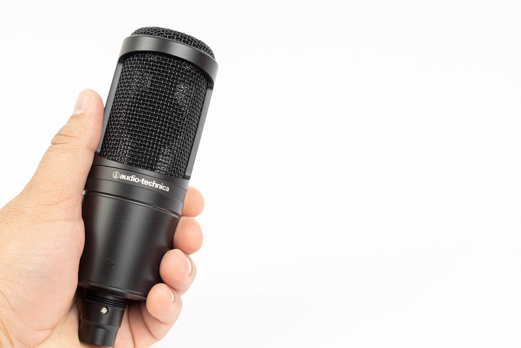 Audio-Technica AT2020 Review- Big Sound, Small Price Tag
