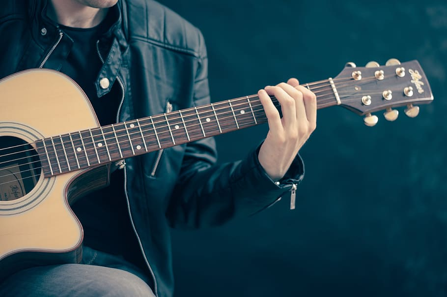 How to Record Acoustic Guitar at Home   7 Tips